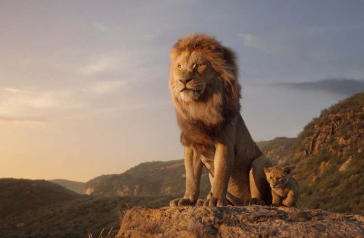 canción de Beyonce para el Rey León
