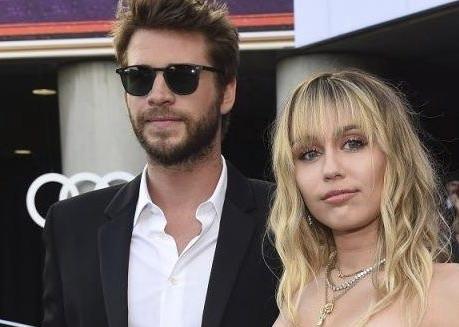 Liam Hemsworth le pidió en divorcio a Miley Cyrus