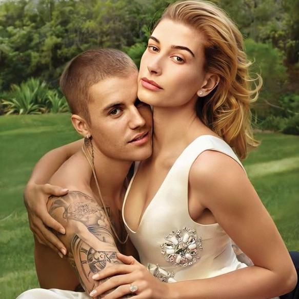 Justin Bieber y Hailey Baldwin se casaron