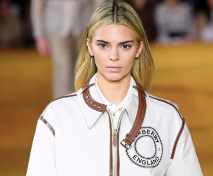 Kendall Jenner rubia
