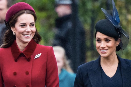 Meghan Markle y Kate Middleton no son amigas