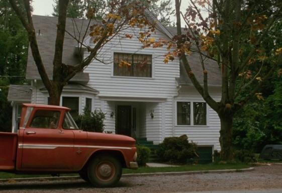 rentar la casa de Bella Swan de Crepúsculo