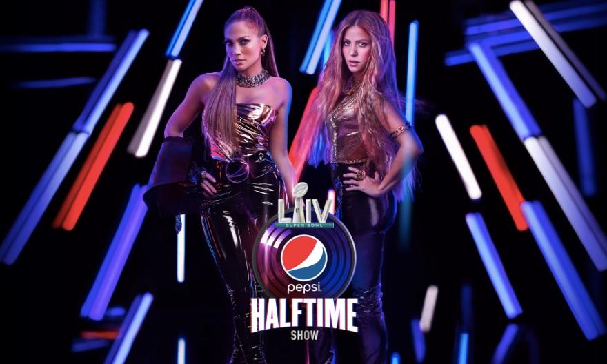 show de medio tiempo del Super Bowl