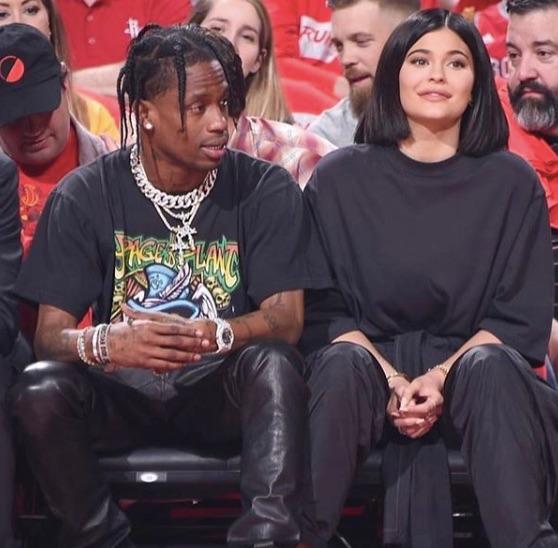 Kylie Jenner y Travis Scott terminaron