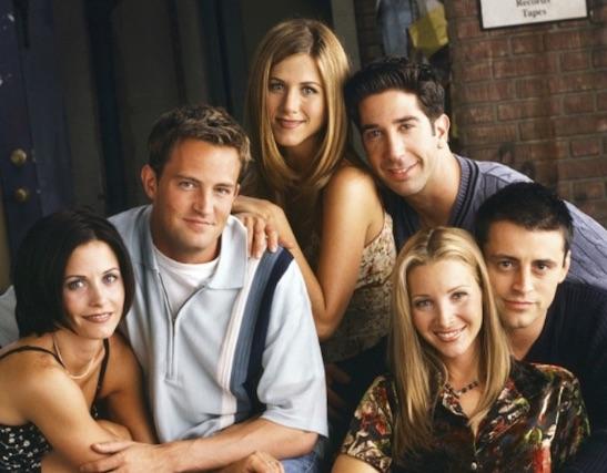 La foto de Friends