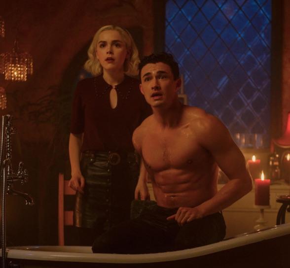 Mundo Oculto de Sabrina temporada 3